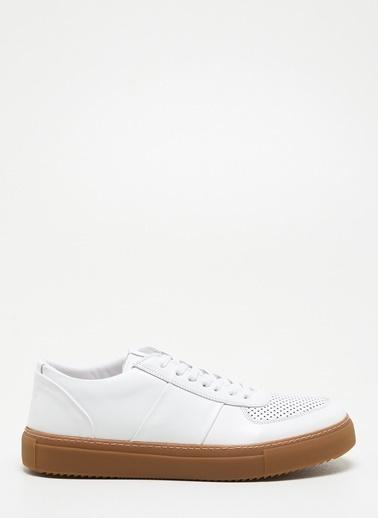 F By Fabrika F By Fabrika Jason Erkek Sneaker Beyaz